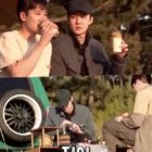 """Watch: EXO's Sehun Gets Taken On A Camping Adventure By Ahn Bo Hyun In """"Home Alone"""" (""""I Live Alone"""") Preview"""