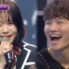 "Kim Jong Kook Is Caught Off Guard By Middle School Student's Tearful Proposal On ""I Can See Your Voice"""