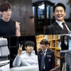 "Choi Jin Hyuk + ""Rugal"" Cast Get Playful In New Behind-The-Scenes Photos"