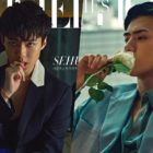 EXO's Sehun Explains Why He Enjoys Wearing Suits