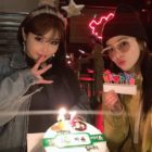 Park Bom Gets Lots Of Love From 2NE1 Members On Her Birthday