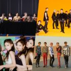 BTS Captures 7 Spots On Billboard's World Albums Chart + NCT 127, ITZY, SuperM, And More Rank High