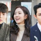 "Jang Ki Yong, Jin Se Yeon, And Lee Soo Hyuk React Differently To Snow In New Drama ""Born Again"""