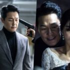 "Park Sung Woong Plays Mind Games As The Terrifying Head Villain In ""Rugal"""