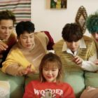 """Watch: WINNER Members Are Overprotective Brothers To AKMU's Lee Soo Hyun In Silly """"Hold"""" MV"""
