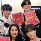 "Kim Woo Seok, A.C.E's Chan, And More Begin Script Reading For Web Drama ""Twenty-Twenty"""