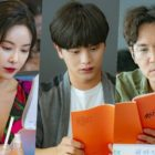 Hwang Jung Eum, BTOB's Yook Sungjae, And More Share Photos From Drama's First Script Reading
