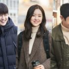 "Jang Ki Yong, Jin Se Yeon, And Lee Soo Hyuk Are All Smiles As They Work On ""Born Again"""