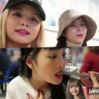 Watch: CLC's Sorn And Elkie, BLACKPINK's Lisa, And (G)I-DLE's Minnie Eat Thai Food Together In Sorn's New Vlog