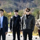 "Choi Jin Hyuk, Jo Dong Hyuk, Jung Hye In, and Park Sun Ho Team Up For Their 1st Mission In ""Rugal"""
