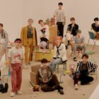 "Watch: SEVENTEEN Celebrates 5th Debut Anniversary With Special ""Snap Shoot"" Video Directed By Mingyu"