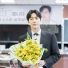 Park Hae Jin Celebrates 14th Anniversary Of Debut With Sweet Gift From Fans + Staff Of Upcoming Drama