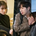 "Lee Sang Yeob Stops Lee Min Jung From Accidentally Pouring Her Heart Out In ""Once Again"""