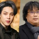"""BTS's Jimin And Bong Joon Ho Named As Stars That American """"The Masked Singer"""" Panelists Want To Invite On The Show"""