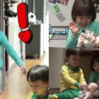 "William Is Adorably Spooked By Seemingly Paranormal Doll On ""The Return of Superman"""