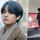 """BTS's V's """"StayAtHomeChallenge"""" Video Gets Shared By Korea's Ministry Of Culture, Sports, And Tourism"""