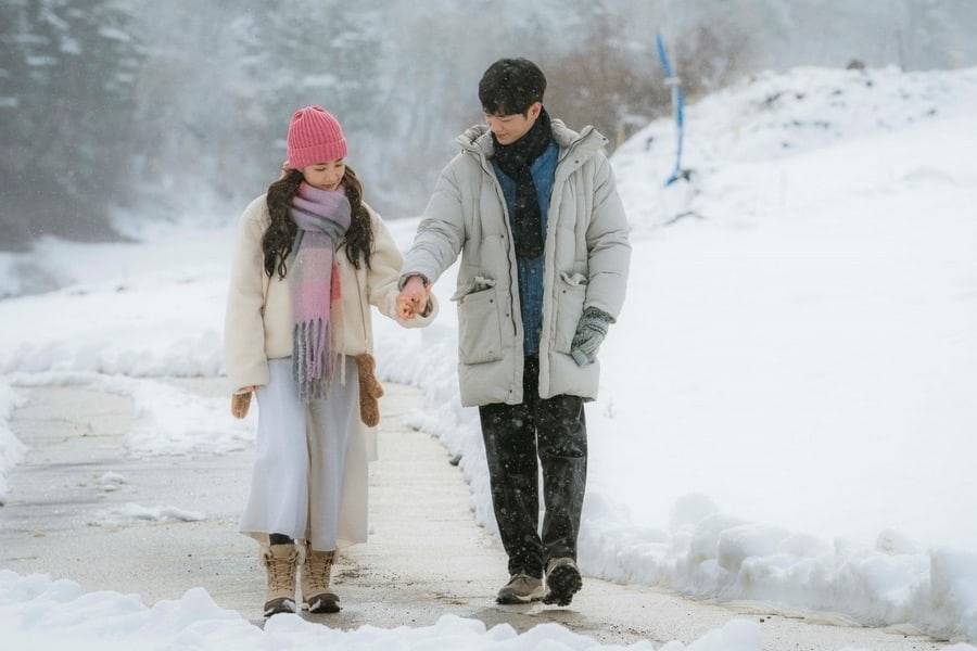Park Min Young Seo Kang Joon 1