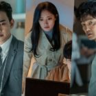 """""""Memorist"""" Previews Yoo Seung Ho And Lee Se Young Retaliating Against Mysterious Killer"""