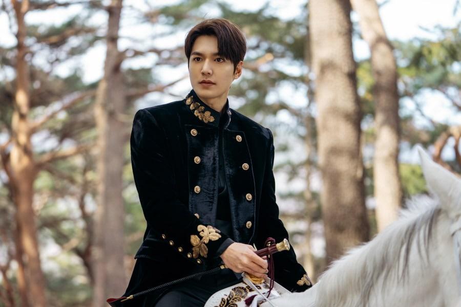 the king eternal monarch lee min ho