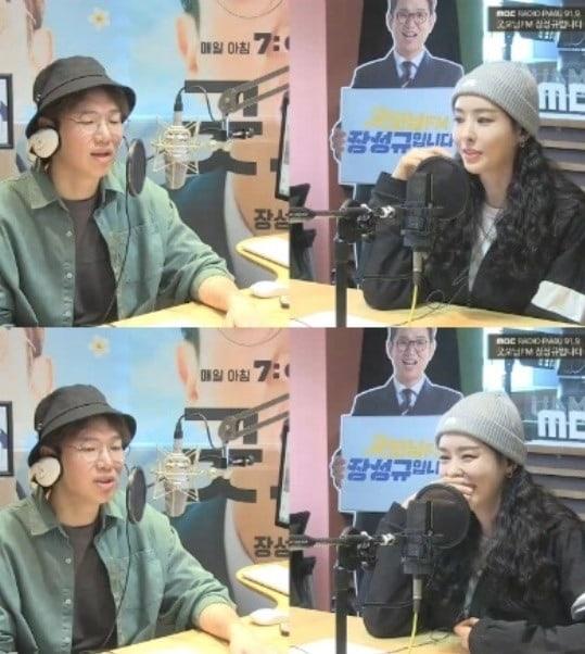 Jang Sung Kyu Lee Da Hee