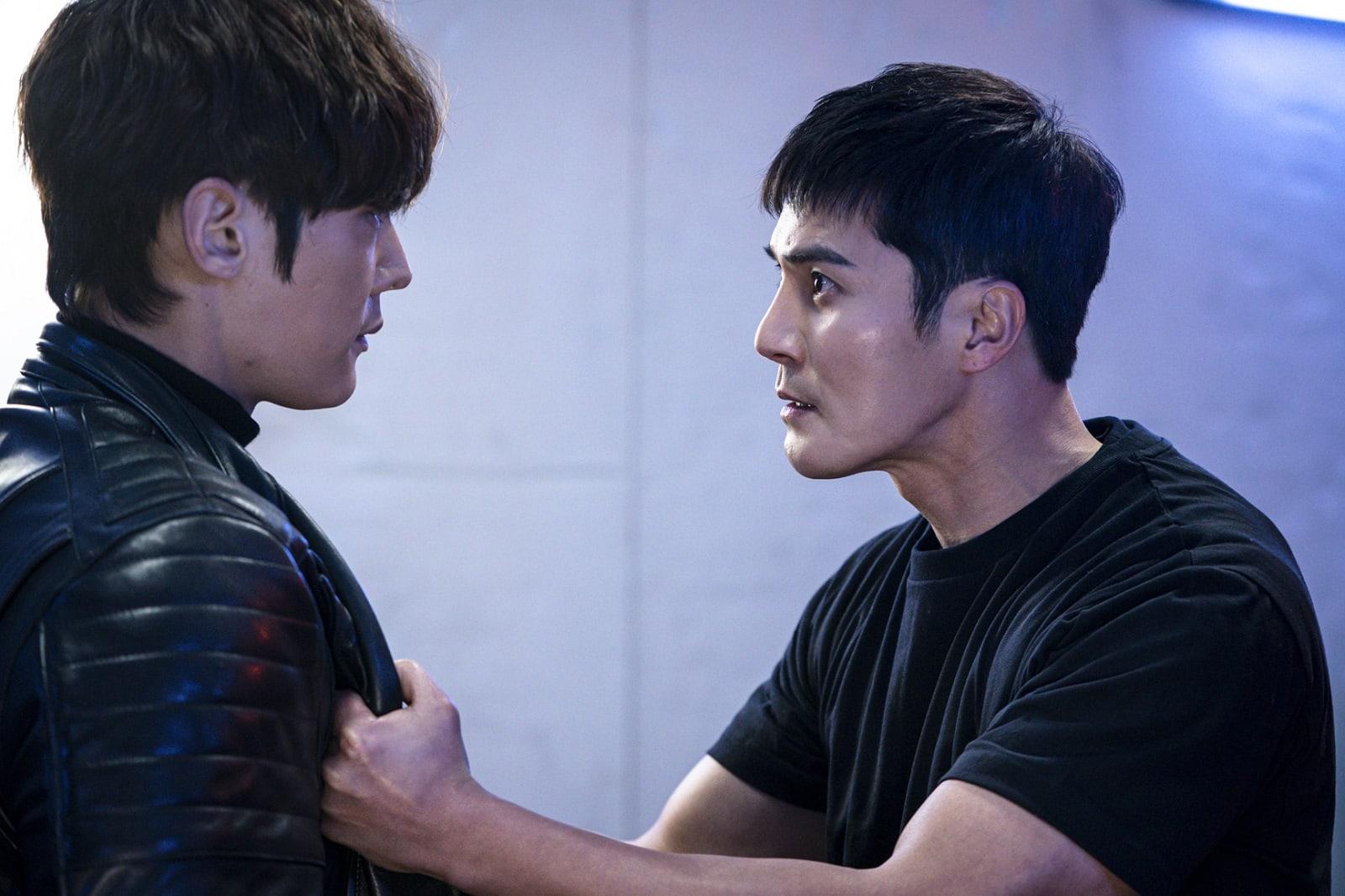 Choi Jin Hyuk Jo Dong Hyuk