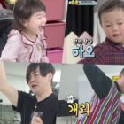 Watch: Gary Shows Off His Dance Moves With The Help Of Moon Hee Jun And Their Children