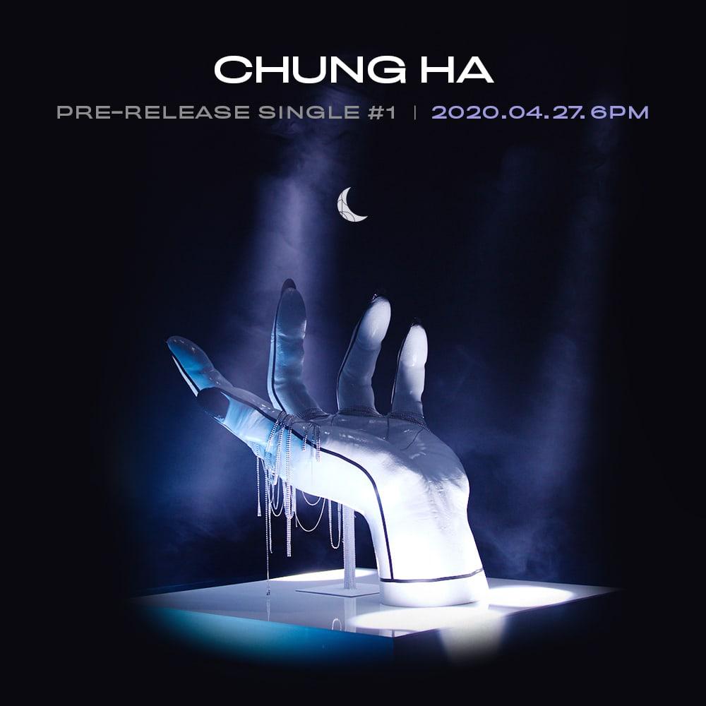 Chungha Teaser
