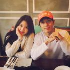 CNBLUE's Jung Yong Hwa Shows Support For Former Onscreen Sibling Moon Ga Young