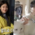 """Watch: Shin Ye Eun, Kim Myung Soo, And More Rehearse Passionately Behind The Scenes Of """"Meow The Secret Boy"""""""