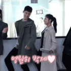"Watch: Yoo Seung Ho, Lee Se Young, And More Get Down And Funky While Filming ""Memorist"""