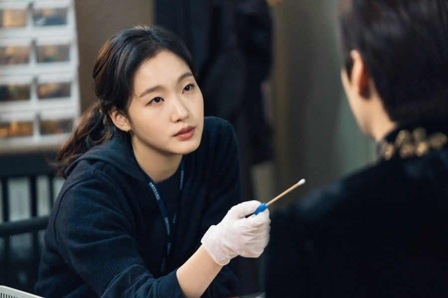 Lee Min Ho Finds Himself In Trouble With Kim Go Eun In