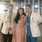 "Go Ara Shares Thoughts And Photos From Cameo Appearance In ""Hospital Playlist"""