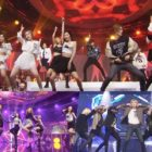 """Watch: Idols Compete With Covers Of BTS, EXO, TWICE, BLACKPINK, + More On """"Dancing Idol"""""""