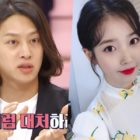 Kim Heechul Explains Why He Always Recommends IU As A Role Model For Stars Dealing With Malicious Comments