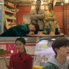 """Watch: Hwang Jung Eum, BTOB's Yook Sungjae, And Choi Won Young Barge Into People's Dreams In """"Mystic Pop-Up Bar"""" Teaser"""