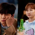 """Lee Jin Hyuk And Kim Seul Gi Open Up To Each Other Over A Drink In """"Find Me In Your Memory"""""""