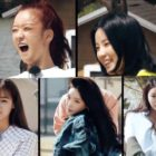 "Watch: Bomi, Chorong, Choi Yoojung, Chungha, And Mijoo Help ""Running Man"" Cast Celebrate 500th Episode In Preview"