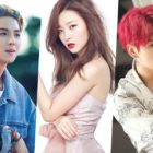 11 K-Pop Idols Who Are Really Skilled At Art