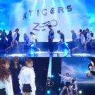 "Watch: Co-Ed Group K-Tigers Zero Blows Everyone Away With Trot + Taekwondo Performance On ""Immortal Songs"""