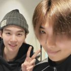 BTS's RM And Suga Talk About Suga's Upcoming Collaboration With IU, Mixtape Plans, And More