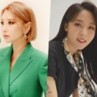 Update: Brown Eyed Girls' JeA Announces MAMAMOO's Moonbyul Will Feature On New Song, With Lyrics By IU