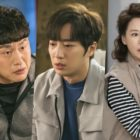 "Lee Sang Yeob Is Confronted By Oh Dae Hwan While Cha Hwa Yeon Comforts Lee Min Jung In ""Once Again"""