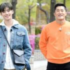"""Master In The House"" Cast Excitedly Welcomes ASTRO's Cha Eun Woo + Kim Dong Hyun As New Fixed Members"