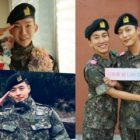 """2AM's Jo Kwon Talks About Heartwarming Letter From Kang Ha Neul + BTOB's Eunkwang Shares His """"Rivalry"""" With Highlight's Yoon Doojoon In The Military"""