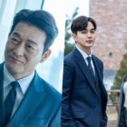 "Jo Sung Ha Shares Praise For ""Memorist"" Co-Stars Yoo Seung Ho And Lee Se Young"