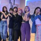 Oh My Girl Talks Styling Changes, Thanks IU And AOA's Jimin And Seolhyun For Their Support, And More