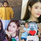 Idols Share Adorable Childhood Photos To Celebrate Children's Day