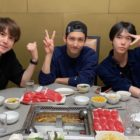 Super Junior's Kyuhyun, TVXQ's Changmin, And NCT's Doyoung Show Off Their Bromance