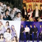 GOT7, NCT Dream, Oh My Girl, BTS, And More Top Gaon Monthly + Weekly Charts