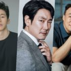 Kim Moo Yeol, Jo Jin Woong, And Lee Sung Min Confirmed For New Film About Power, Money, And Honor